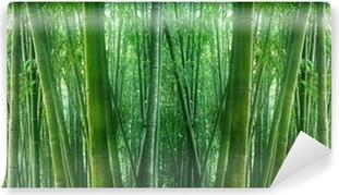 Papier peint vinyle Bambou asiatique