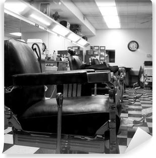 Papier peint vinyle Barber Shop