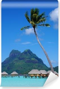 Papier peint vinyle Bora Bora paysage