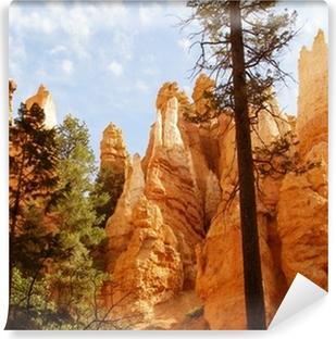 Papier peint vinyle Bryce Canyon National Park, Utah Etats-Unis.