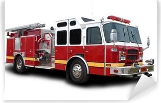 Papier peint vinyle Camion pompier