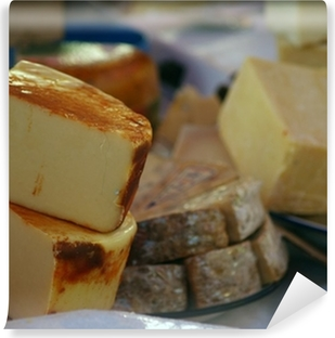 Papier peint vinyle Cheeses