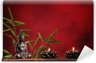 Papier peint vinyle Concept de zen