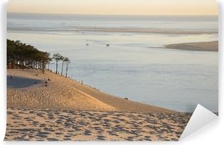 Papier peint vinyle Coucher de soleil sur la dune du pyla 12