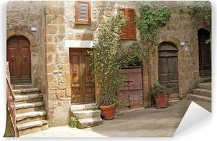 papiers peints italienne paysage toscane pixers nous. Black Bedroom Furniture Sets. Home Design Ideas