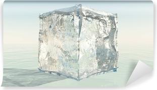 Papier peint vinyle Cubes