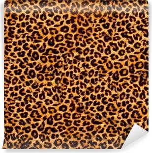 Papier peint vinyle Décoratif texture léopard