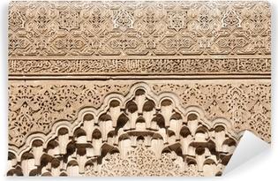 Papier peint vinyle Décoration orientale au Maroc