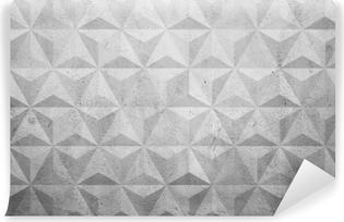 Papier peint vinyle Des polygones