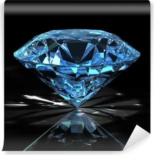 Papier peint vinyle Diamant