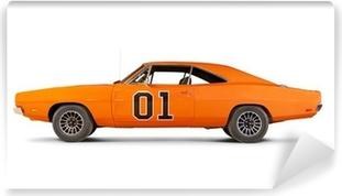 Papier peint vinyle Dodge Charger 1969