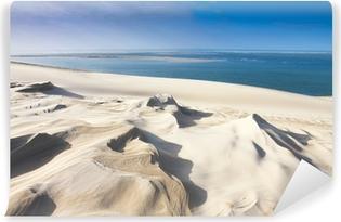 Papier peint vinyle Dune du pyla près d'arcachon