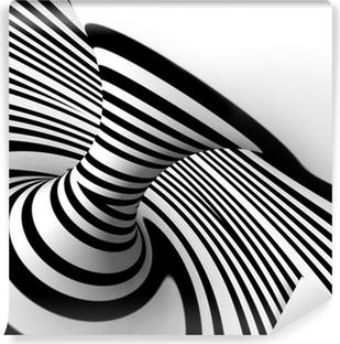 Papier peint vinyle Fond abstrait avec des lignes