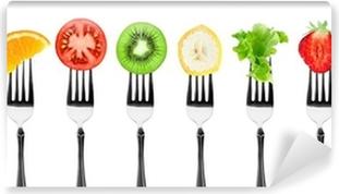 Papier peint vinyle Fruits et Légumes