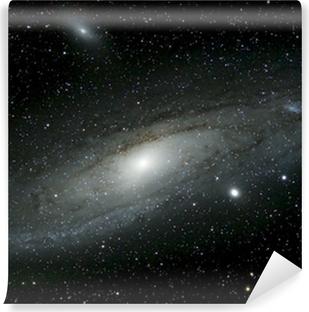 Papier peint vinyle Galaxie d'Andromède