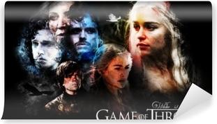 Papier peint vinyle Game of Thrones