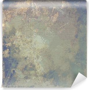 Papier peint vinyle Grunge fond coloré. Avec différents modèles de couleur: jaune (beige); marron; bleu; gris