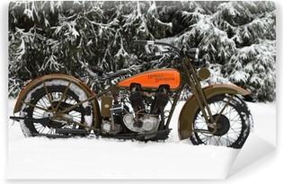 Papier Peint Vinyle Harley Davidson