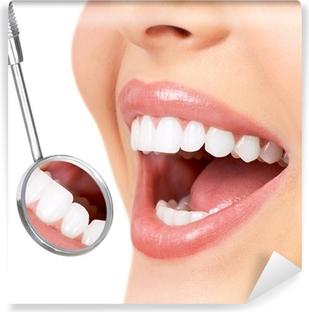 Papier peint vinyle Healthy teeth