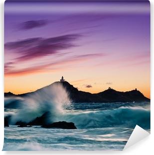 Papier peint vinyle Îles Sanguinaires, Corse