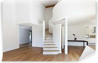 Tableau Sur Toile Interieur Maison Moderne Grand Espace Ouvert