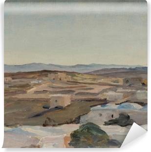 Papier peint vinyle Jan Ciągliński - Ramallah près de Jérusalem. Du voyage en Palestine.