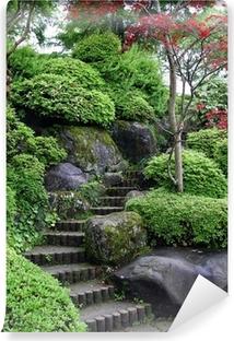 Papier peint vinyle Jardin japonais à Tokyo