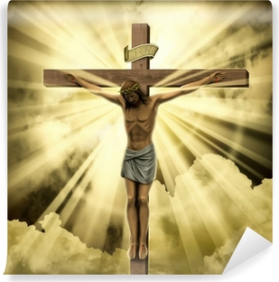 Papier peint vinyle Jesus christ