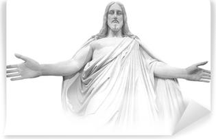 Papier peint vinyle Jésus et Lumière