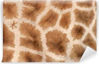Papier peint vinyle La peau de girafe