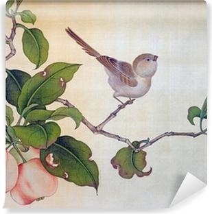 Papier peint vinyle La peinture traditionnelle chinoise
