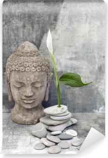 Papier peint lavable Bouddha fond
