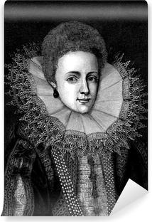 Papier peint lavable Femme - Portrait - 16ème siècle