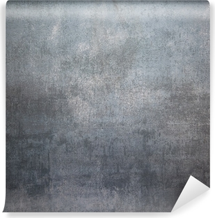 Papier peint lavable Fond en métal argenté