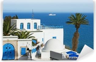 Papier peint lavable Maisons méditerranéenne