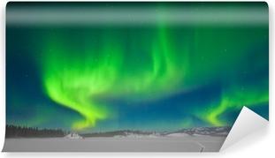 Papier peint lavable Northern Lights (Aurora Borealis)