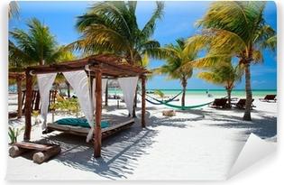 Papier peint lavable Parfaite plage tropicale