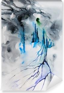 Papier peint lavable Peinture