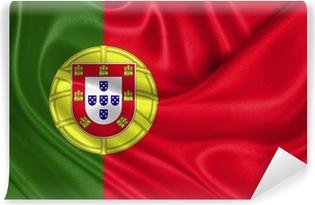 Papier peint lavable Portugal flag