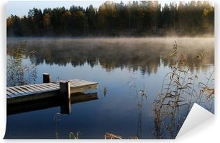 Papier peint lavable Suède à l'automne