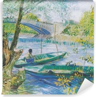 Papier peint lavable Vincent van Gogh - À la porte de l'éternité