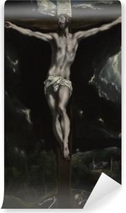 Papier peint vinyle Le Greco - la Crucifixion