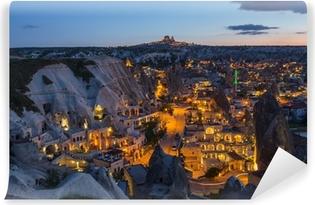 Papier peint vinyle Le paysage de la Cappadoce, en Turquie