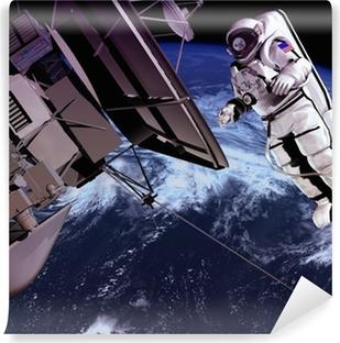 Papier peint vinyle Le vaisseau spatial