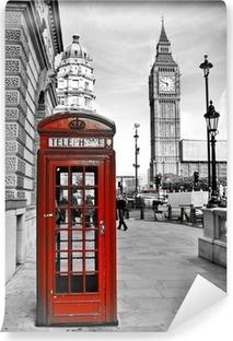 Papier peint vinyle Londres impression