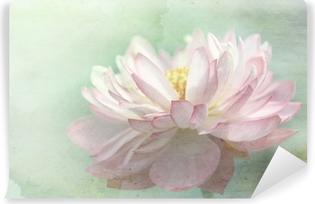 Papier peint vinyle Lotus