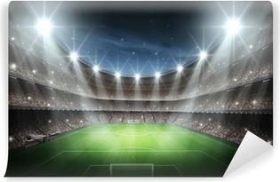 Papier peint vinyle Lumière du Stade