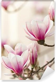 Papier peint vinyle Magnolia, Magnolia
