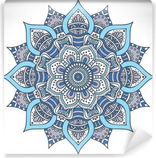 Papier peint vinyle Mandala