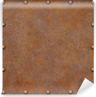 Papier peint vinyle Metal rouille background